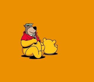 I Am Winnie The Pooh - Obrázkek zdarma pro iPad