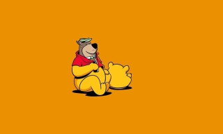 I Am Winnie The Pooh - Obrázkek zdarma pro Widescreen Desktop PC 1600x900
