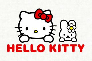 Hello Kitty - Obrázkek zdarma pro Fullscreen 1152x864