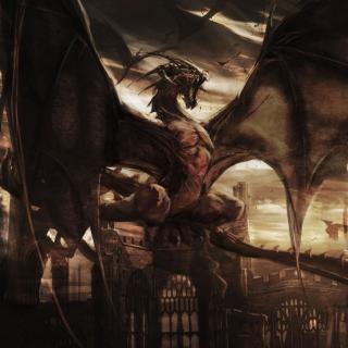 Dragon Attack - Obrázkek zdarma pro iPad Air