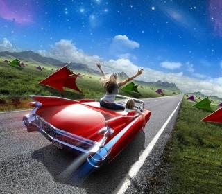 Road Trip - Obrázkek zdarma pro 320x320