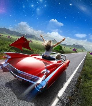 Road Trip - Obrázkek zdarma pro 480x640
