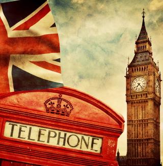 London - Obrázkek zdarma pro iPad mini