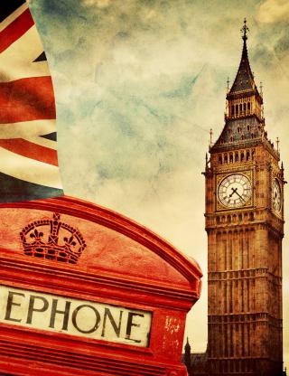London - Obrázkek zdarma pro Nokia Asha 503