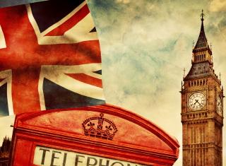 London - Obrázkek zdarma pro Samsung Galaxy Note 2 N7100
