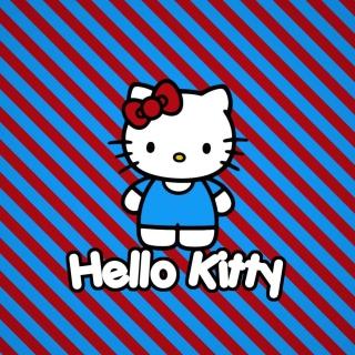 Hello Kitty - Obrázkek zdarma pro iPad 2