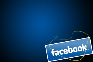 Facebook Wallpaper - Obrázkek zdarma pro 2560x1600