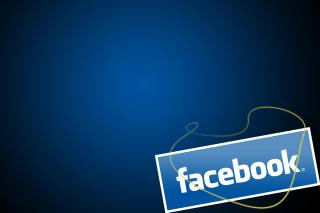 Facebook Wallpaper - Obrázkek zdarma pro Samsung Galaxy Tab 2 10.1