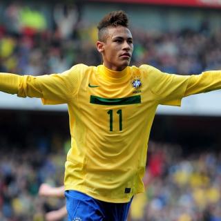 Neymar - Obrázkek zdarma pro 2048x2048