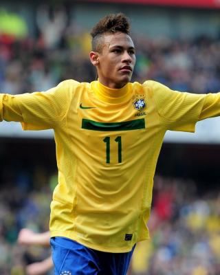 Neymar - Obrázkek zdarma pro Nokia 300 Asha