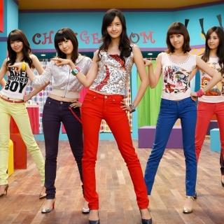Girls Generation - Obrázkek zdarma pro iPad mini 2