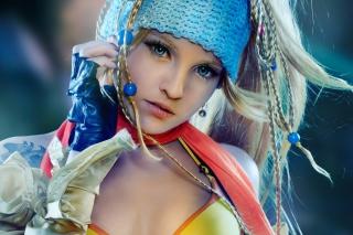 Rikku In Final Fantasy - Obrázkek zdarma pro Sony Xperia C3