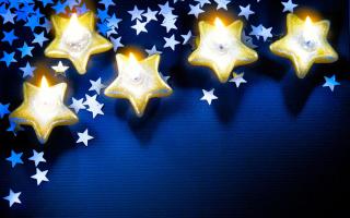 Christmas Stars - Fondos de pantalla gratis para Sony Ericsson XPERIA PLAY