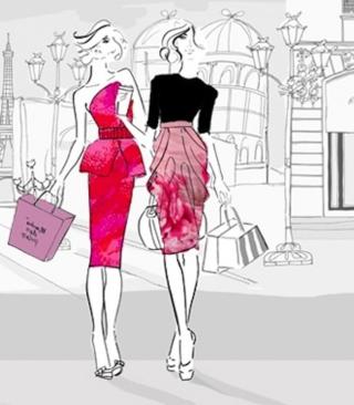 City Shopping - Obrázkek zdarma pro Nokia Asha 309