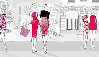 City Shopping - Obrázkek zdarma pro Motorola DROID 3