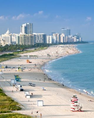 Miami Beach - Obrázkek zdarma pro Nokia C3-01