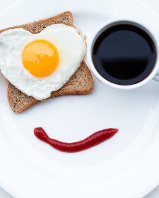Happy Breakfast - Obrázkek zdarma pro Nokia X6