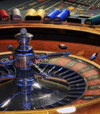 Casino Roulette - Obrázkek zdarma pro 128x160