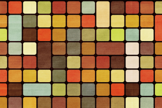 Rubiks Cube Squares Retro - Obrázkek zdarma pro LG Optimus M