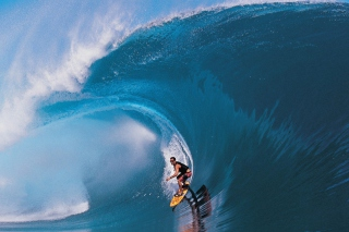 Surfer Wallpaper for Android, iPhone and iPad