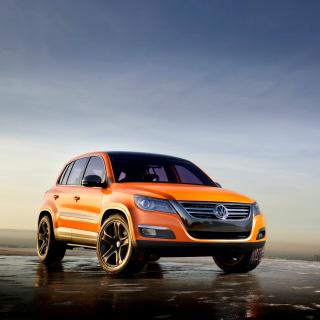 Volkswagen Tiguan HD - Obrázkek zdarma pro 2048x2048
