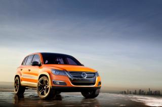 Volkswagen Tiguan HD - Obrázkek zdarma pro 480x360