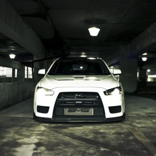Mitsubishi Underground - Obrázkek zdarma pro 128x128