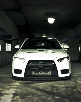 Mitsubishi Underground - Obrázkek zdarma pro 360x400