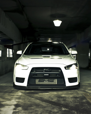 Mitsubishi Underground - Obrázkek zdarma pro Nokia X1-01