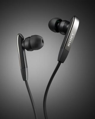 Sony Earphones - Obrázkek zdarma pro Nokia C3-01 Gold Edition