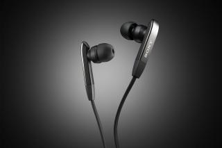 Sony Earphones - Obrázkek zdarma pro Motorola DROID 3