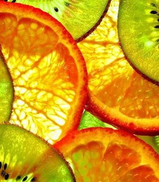 Fruit Slices - Obrázkek zdarma pro iPhone 4