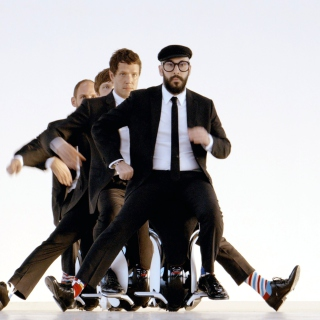 OK Go American Power Pop Band - Obrázkek zdarma pro 2048x2048