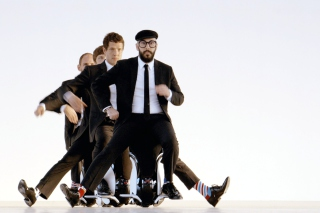 OK Go American Power Pop Band Background for Android, iPhone and iPad