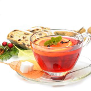 Winter Tea - Obrázkek zdarma pro 2048x2048