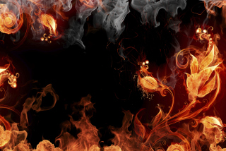 Amazing Fire Mix Wallpaper for Android, iPhone and iPad