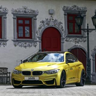 BMW M4 F82 GTS - Obrázkek zdarma pro iPad 2
