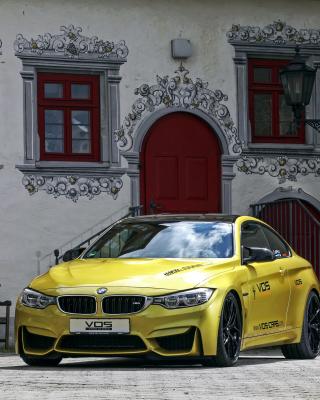 BMW M4 F82 GTS - Obrázkek zdarma pro Nokia Asha 501