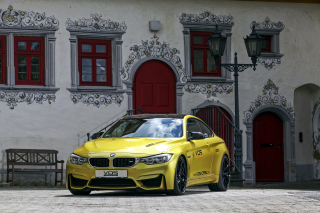 BMW M4 F82 GTS Picture for Nokia Asha 200