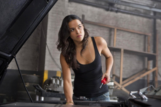 Fast and Furious 6 Letty Ortiz Wallpaper for Android, iPhone and iPad