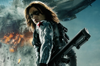 The Winter Soldier Wallpaper for Android, iPhone and iPad