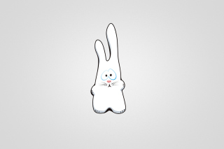 Free Funny Bunny Sketch Picture for Android, iPhone and iPad
