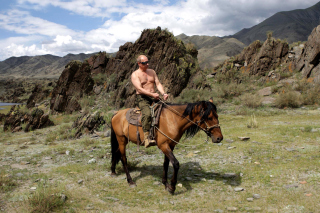 Vladimir Putin President - Obrázkek zdarma pro 1080x960