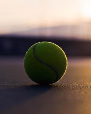 Tennis Ball - Obrázkek zdarma pro Nokia Asha 303