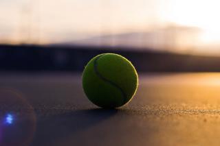 Tennis Ball - Obrázkek zdarma pro Android 960x800