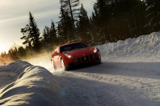 Ferrari Ff Picture for Android, iPhone and iPad