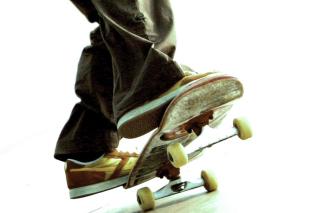 Skateboard - Obrázkek zdarma pro Fullscreen Desktop 1280x960