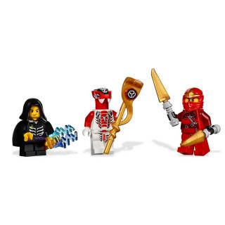 Lego Ninjago Minifigure - Obrázkek zdarma pro iPad 3