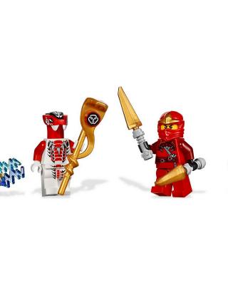 Lego Ninjago Minifigure - Obrázkek zdarma pro 360x400