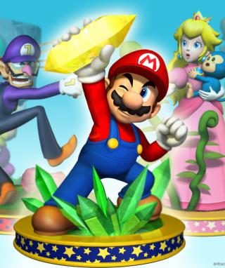 Mario Party 5 - Obrázkek zdarma pro 320x480
